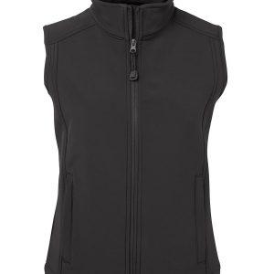JB's Wear Ladies Soft Shell Vest