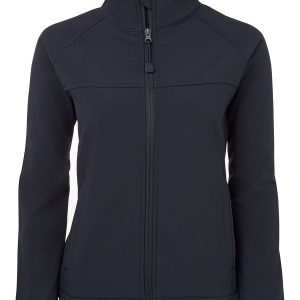 JB's Wear Ladies  SoftShell Jacket
