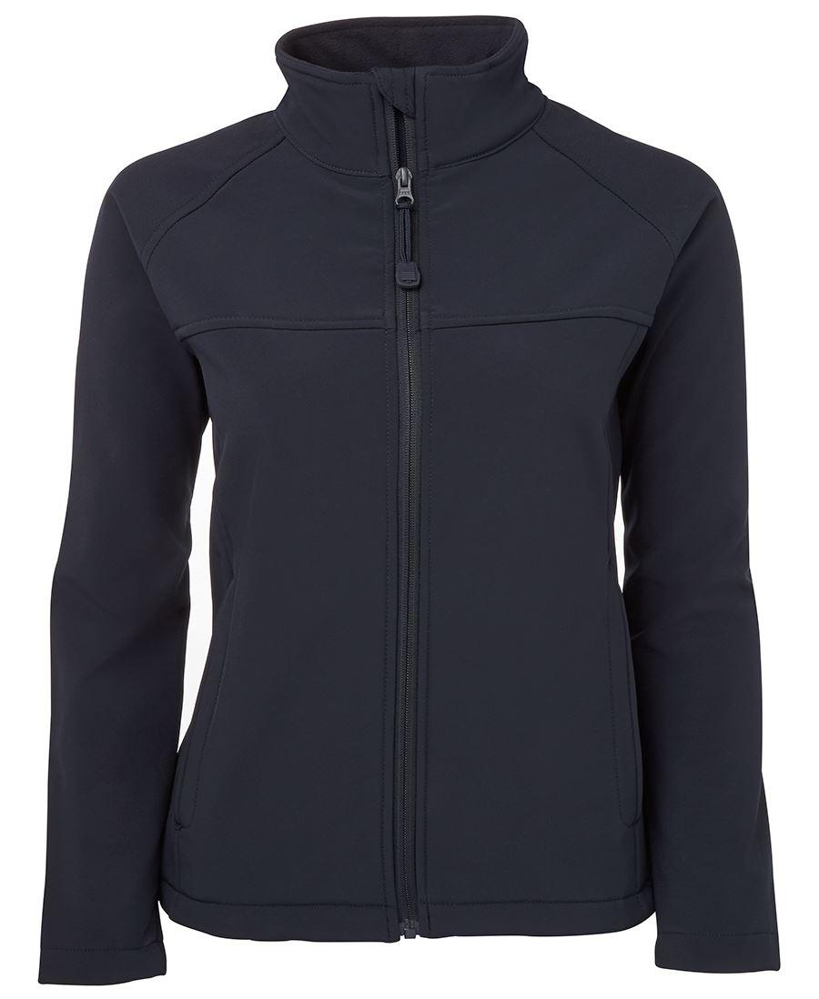JB's Wear Ladies  SoftShell Jacket