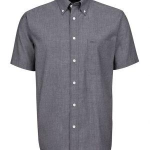JB's Wear Fine Chambray Short Sleeve Shirt