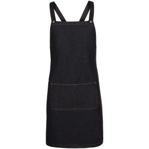 JB's Wear Cross Back Denim Apron
