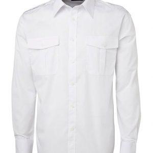JB's Wear Epaulette Long Sleeve Shirt