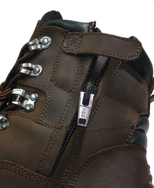 JB's wear Side Zip Work Boots