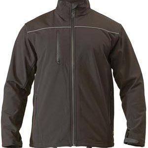 Bisley Mens Soft Shell Jacket