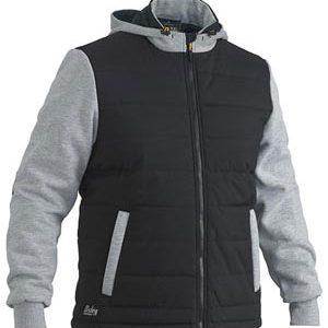 Bisley Contrast Puffer Jacket