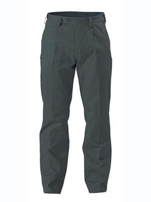 Bisley Cotton Drill Work Pants