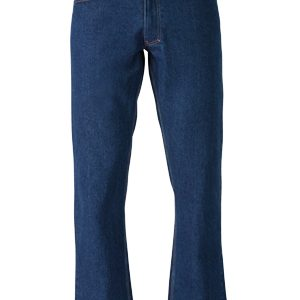 Bisley Mens Work Denim Jean Straight Leg
