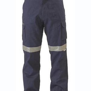Bisley 8 Pocket Cargo Pant 3M Reflective Tape