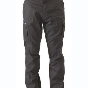 Bisley Mens Cotton Drill 8 Pocket Cargo Pants