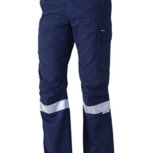 Bisley Mens Taped Industrial Engineered Cargo Pant
