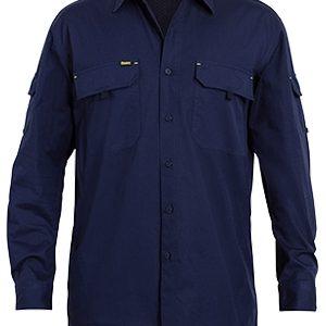 Bisley X Airflow™ Ripstop Mens Work Shirt