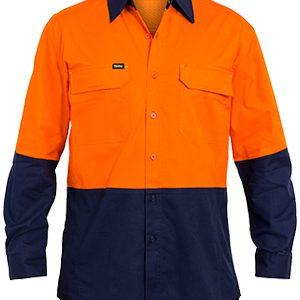 Bisley Hi Vis X Airflow™ Ripstop Shirt