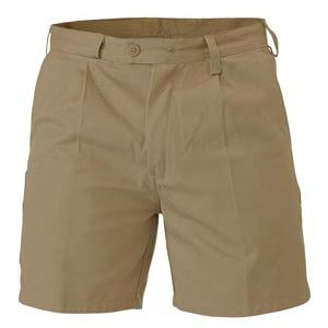 Bisley Cotton Drill Mens Work Short