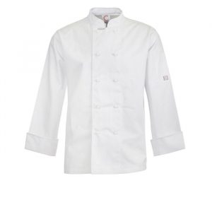 Chefscraft Classic Chef Long Sleeve Jacket