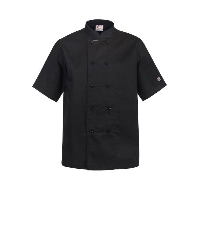 Chefscraft Leightweight Classic Chef Short Sleeve Jacket