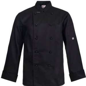 Chefscraft Lightweight Classic Long Sleeve Chef Jacket