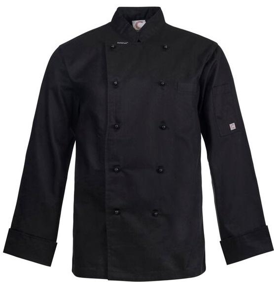 Chefscraft Lightweight Classic Long Sleeve Chef Jacket