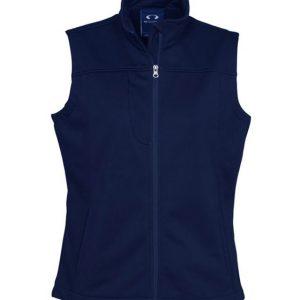 Biz Collection Ladies Soft Shell Vest