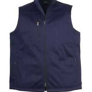 Biz Collection Mens Soft Shell Vest