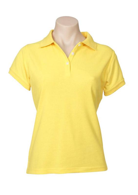 Biz Collection Ladies Neon Slim Fit Polo