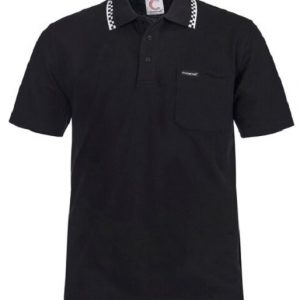Chefscraft Mens Chef Polo Short Sleeve