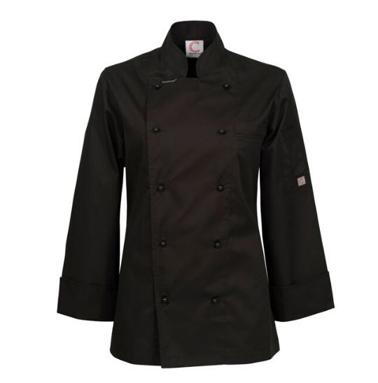 Chefscraft Ladies Lightweight Long Sleeve Chef Jacket